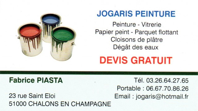 Peintre-Chalons-en-Champagne
